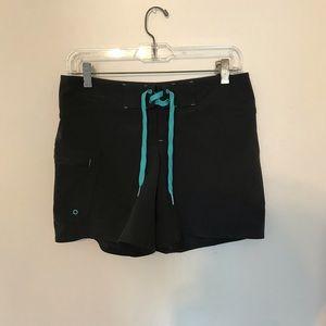 Athleta active shorts